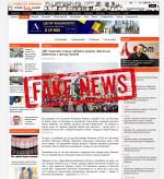 Фейк: ЗМІ: Карплюк планує забрати додому пам'ятник Шевченка з центру Ірпеня